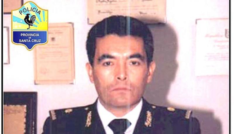 Comisario Barría