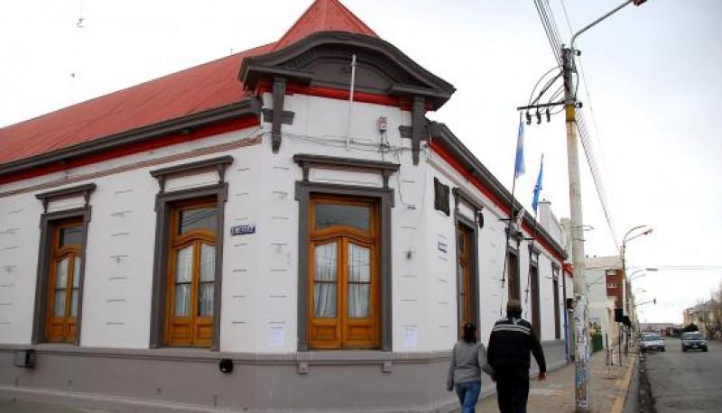 Municipalidad de Río Gallegos (Foto archivo).