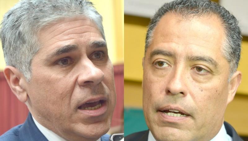 González se va al Congreso, Quiroga entra a la Legislatura. (C.R.).