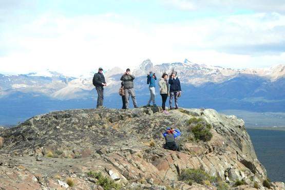 Sendero Cerro Negro.