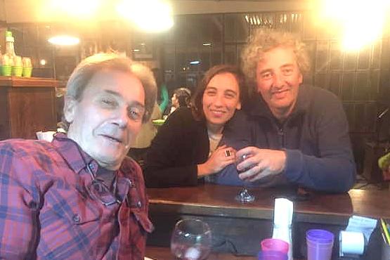 Visita de Jorge a Ignacio el 29 de junio.
