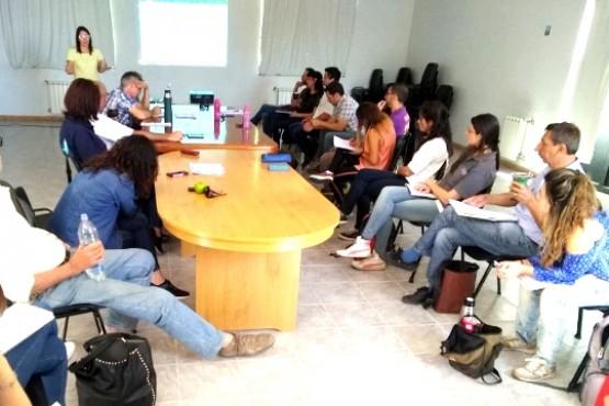 El encuentro tuvo lugar en General Roca, provincia de Río Negro.