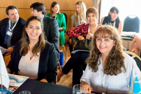 La directora General del Registro Civil, Dra. Patricia Moyano,