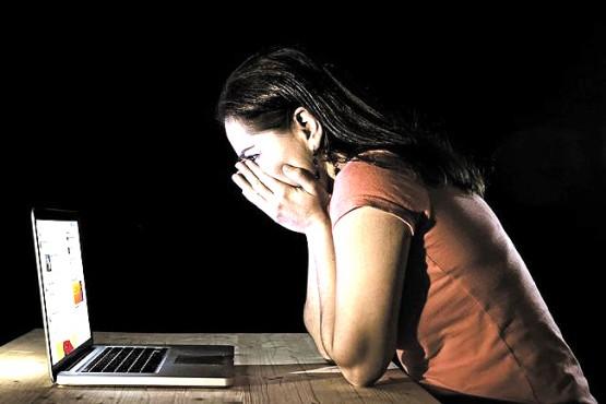 Siempre se debe preservar la prueba ante un escrache en red social (Foto ilustrativa).