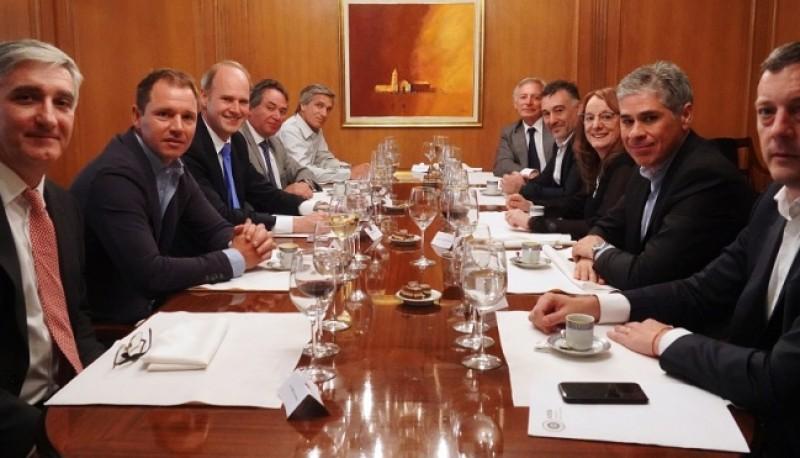 Alicia se reunió con la Asociación de Bancos Argentinos