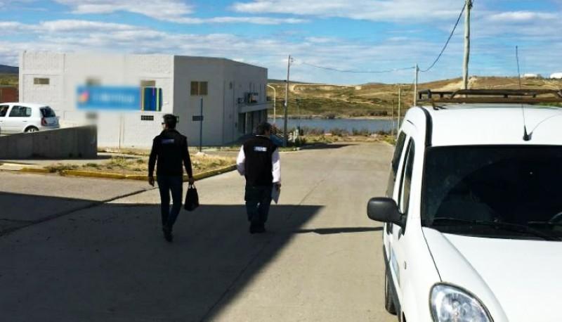 ASIP realizó operativo de fiscalización y notificaciones en San Julián y Piedra Buena