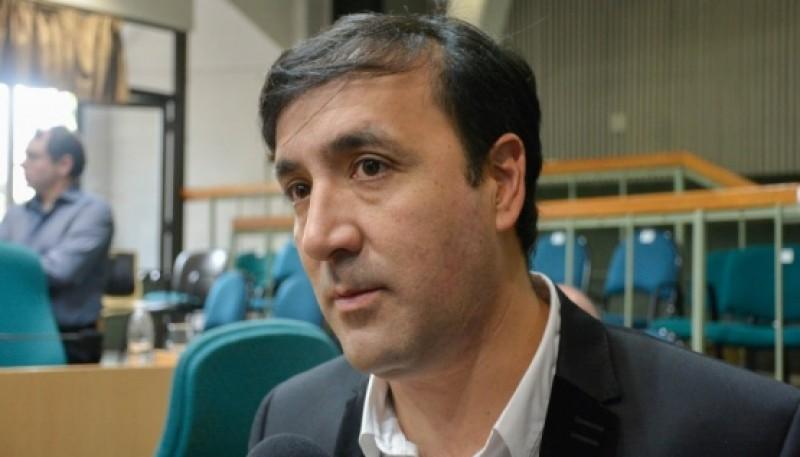 Pablo Grasso, intendente electo.