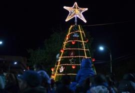 Así será el encendido del arbolito navideño del Municipio
