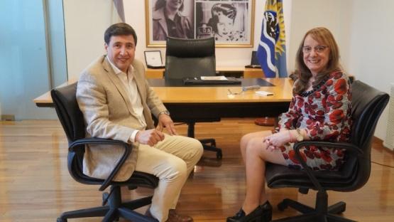 Alicia y Arroyo.