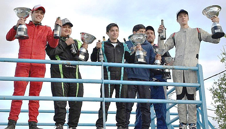 Mateo Núñez fue el primero en festejar.