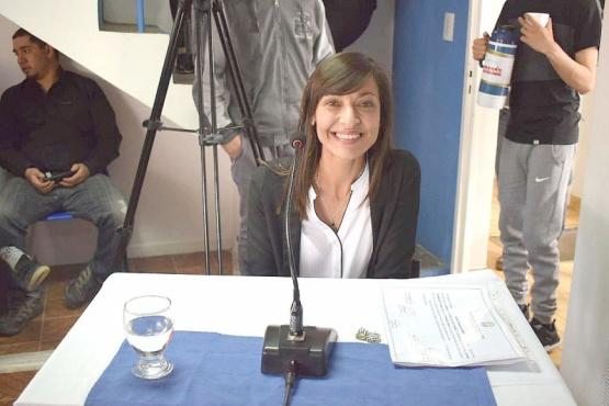 Karina Gómez.