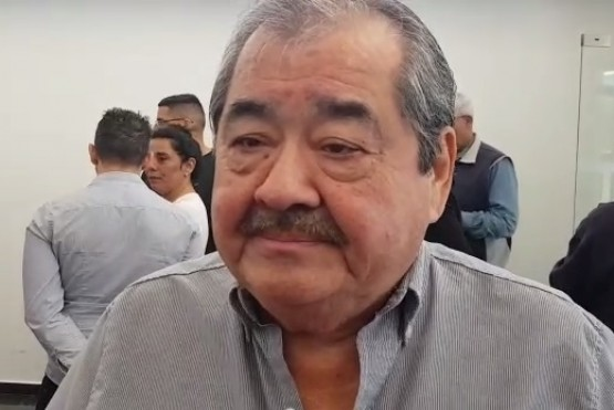 Presidente de la SCPL, Carlos Luque.