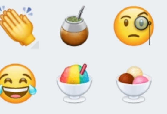 El emoji del mate en Whatsapp ya es una realidad para Android