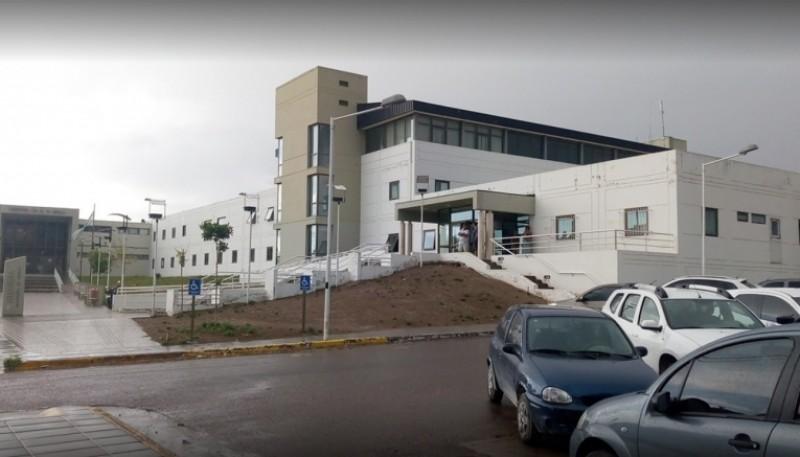 Hospital de Puerto Madryn (Foto google maps),