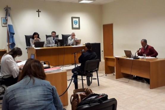 Declarado penalmente responsable por el homicidio de Jonathan Cattelani