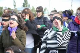 """""""La culpa no era mía"""" se gritó en Río Gallegos"""