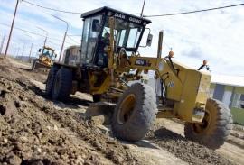 Mejoran las calles del nuevo barrio Municipal