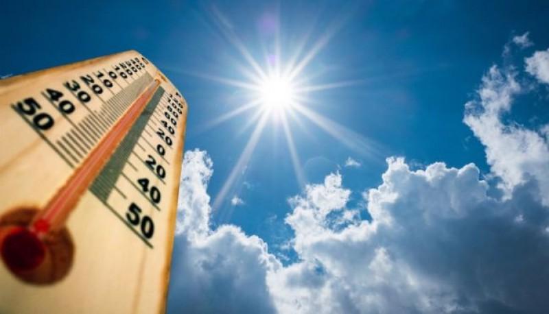 Buena temperatura en Chubut.