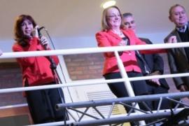 Cristina Fernández de Kirchner estaría en la asunción de Alicia
