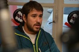 Roquel remarcó que le brindó información sobre deportes a Grasso