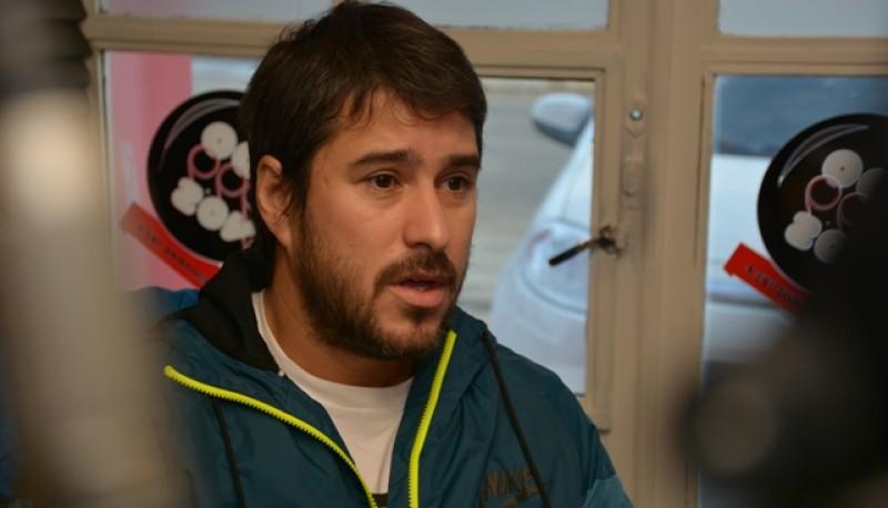 Leonardo Roquel dialogó con Tiempo FM.