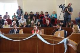 Freile será secretario del Concejo, Maldonado y Mac Leod al Juzgado de Faltas