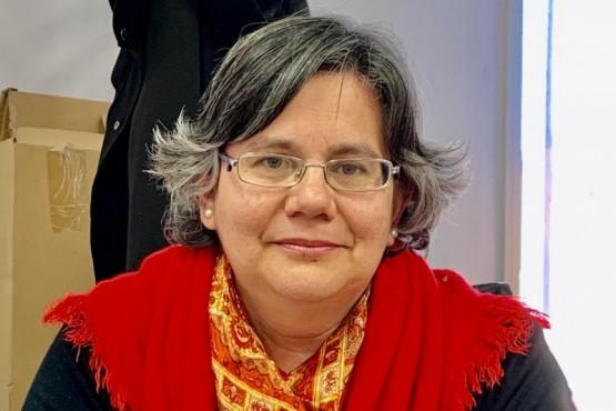 Subsecretaría de Pesca, Paola Ciccarone.