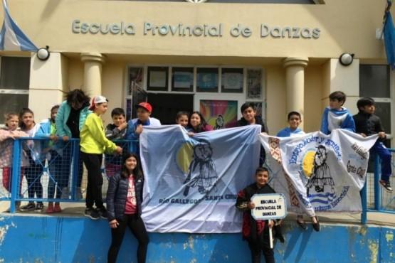 Escuela Provincial de Danzas.