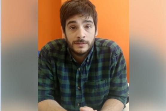 Lucas Otín.