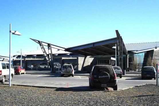 Aeropuerto de El Calafate.