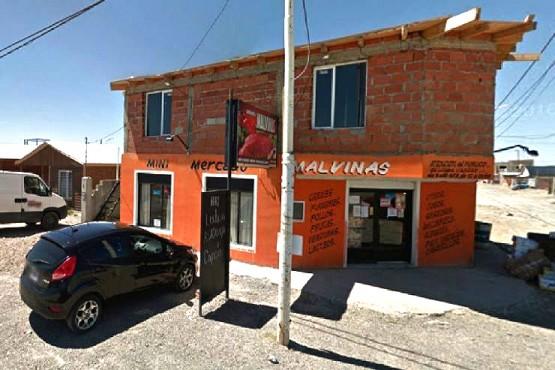 Barrio Malvinas (Las Heras)