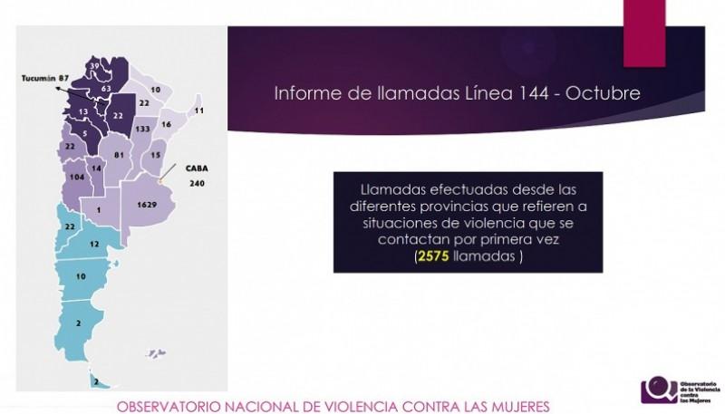Linea 144.