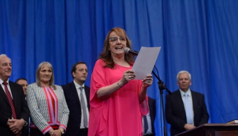 Alicia Kirchner.