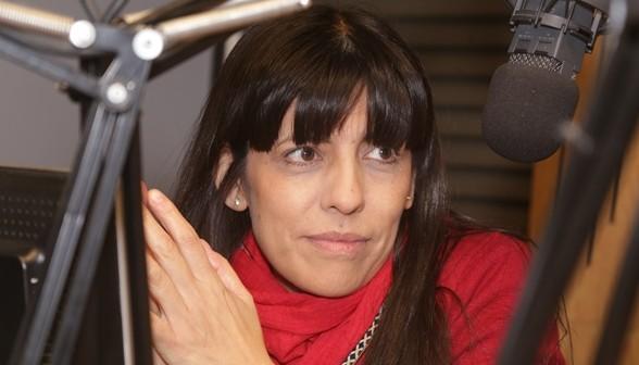 Olga Reinoso, titular de ATE.