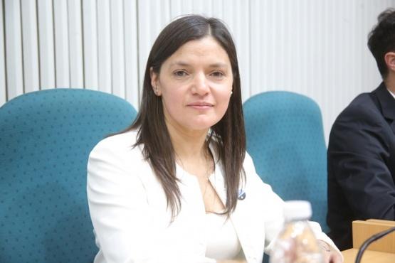 Karina Nieto fue concejal de Río Turbio durante el período 2015-2019. (C.G.).