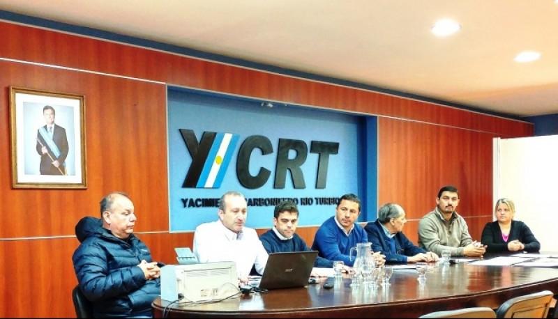 YCRT no cambiará por ahora    sus autoridades.