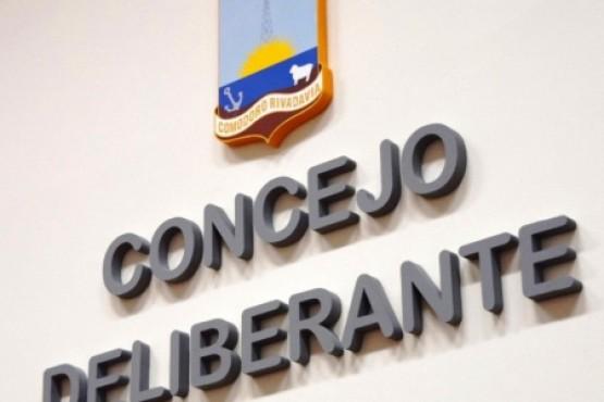 Concejo Deliberante de Comodoro Rivadavia.