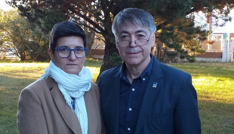 Hugo Rojas reasume como rector de la UNPA
