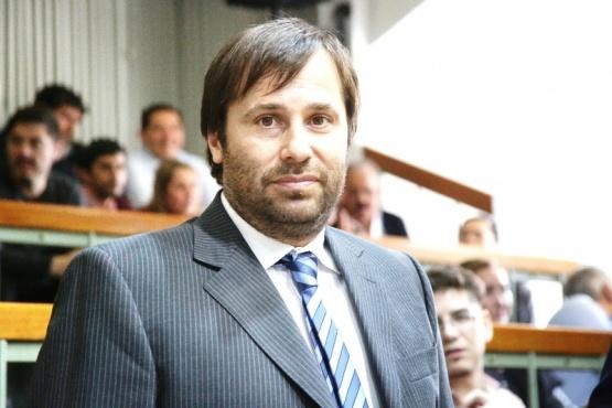 Daniel Roquel, presidente del bloque de Unidos.