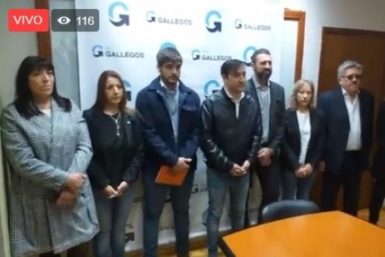 Mirá en vivo la asunción oficial de Grasso