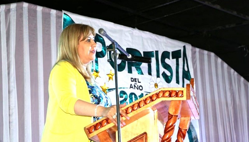 Claudia Pavez.