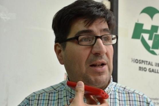 Hugo Jerez dialogó con Tiempo FM.