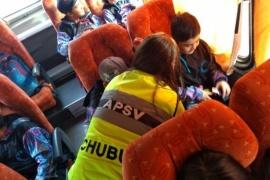 APSV continúa realizando controles preventivos