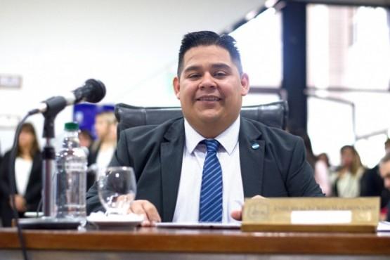 Maldonado asumió la presidencia.