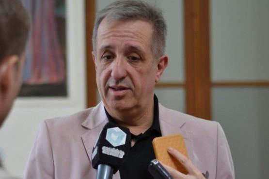 ministro de Economía y Crédito Público del Chubut, Oscar Antonena.