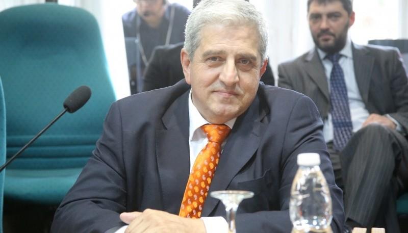 El diputado por el Pueblo de El Calafate, Juan Manuel Miñones. (Foto: C.G).