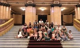 Bailarinas de Río Gallegos van al internacional All Dance