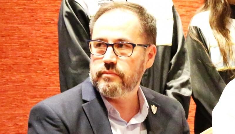 Martín López será el nuevo Secretario de Deportes.