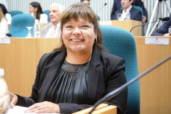 Diputada Liliana Toro. (Foto: C.G)