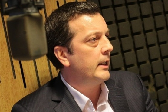 El ministro de Economía Ignacio Perincioli dialogó con Tiempo FM.